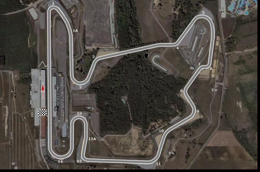 Circuito Ungheria : Circuito hungaroring storia della formula 1